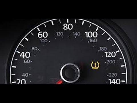 How To Reset Tire Light Volkswagen Jetta Youtube