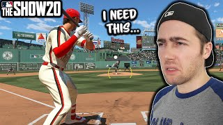 I'M STRESSED OUT ALREADY...MLB THE SHOW 20 DIAMOND DYNASTY