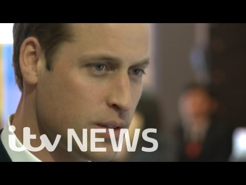 Prince William builds bridges in China