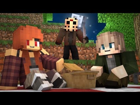 """Minecraft Friday The 13th - """"AN UNEXPECTED SURPRISE!"""" #1 (Minecraft Roleplay)"""