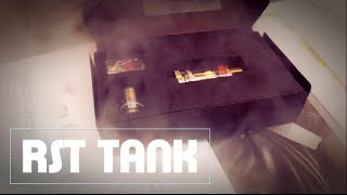 The Council of Vapor RST Tank PREVIEW ~ Vaper Expo UK 2016