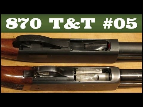 Remington 870 Tips & Tricks #5: Much Ado About Shell Carriers