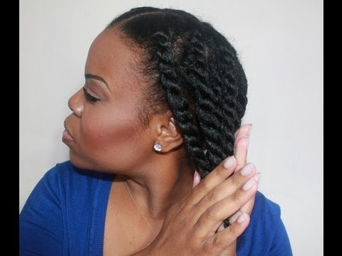 How I Moisturize Natural Afro Texture Hair - SimplYounique