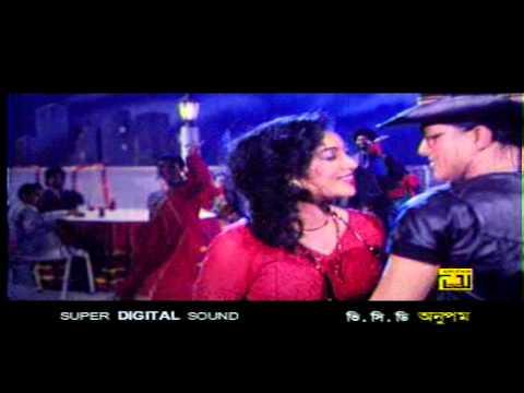 Bangla Movie Hot Song Salman Shah Shopner Nayok Shei Tumi video
