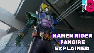 Kamen Rider Kiva: Kiva Forms EXPLAINED ft Masked Paradox