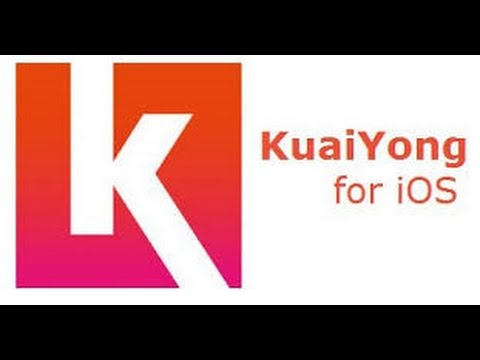 How to Download Kuaiyong app for iphone no computer required ( kuaiyong mobile app)