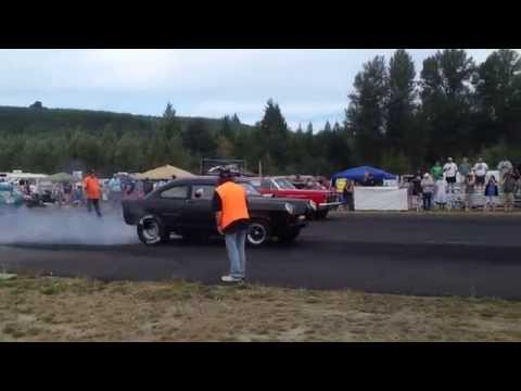 65' COMET VS HENRY J BILLETPROOF ERUPTION DRAGS TOUTLE, WA 2013