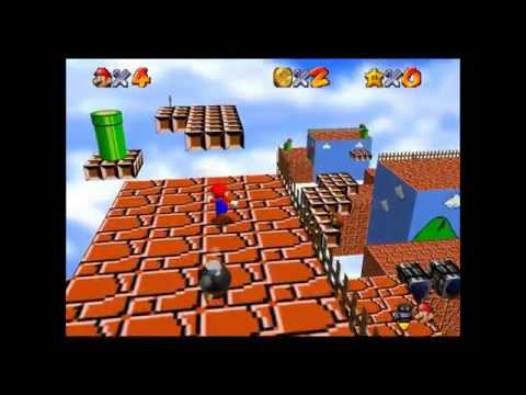 SM64 Custom Music - Super Mario World - Athletic Remix (M64 Download)