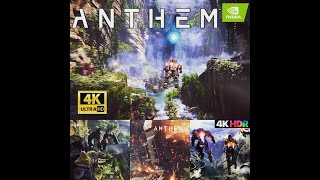 Anthem Demo Swarm Tyrant Expedition Mission Gameplay in 4K (Ultra Settings @60fps)