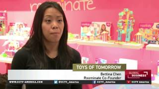 The billion dollar toy industry shows off in New York City
