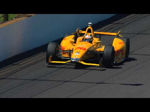 Ryan Hunter-Reay Wins the 2014 Indy 500