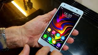 OUKITEL C5 Pro 4G Smartphone Review