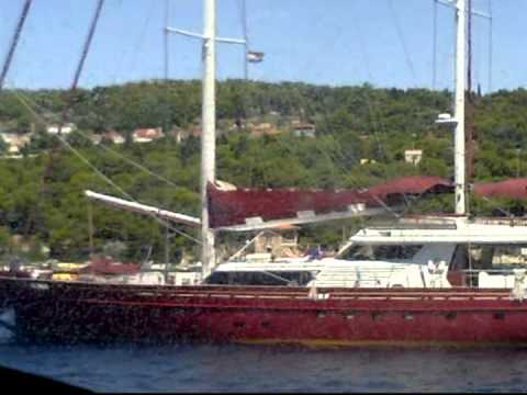 Buteo Travel - From Split to Hvar by ferry