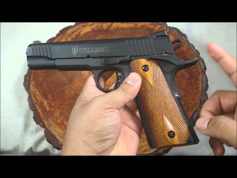 The Best Priced 1911 Ever Rock Island Armory/Armscor/Citadel 1911 9mm Review