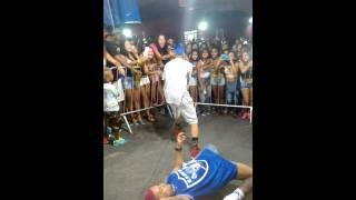 MC Kevin cai cai ao vivo