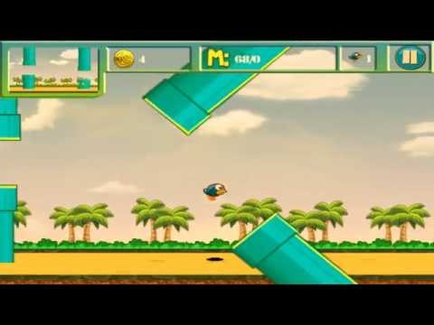Run Flappy Run - Android / iOS Gameplay Review : Fast Google Play XP
