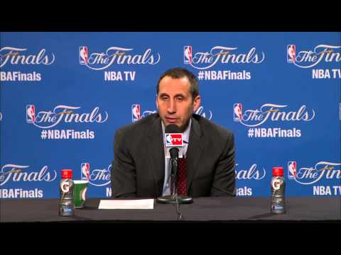 What David Blatt said after Cleveland Cavaliers lose 2015 NBA Championship to Warriors