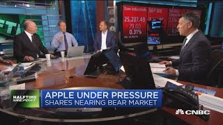 Apple CEO Tim Cook is a caretaker, not an innovator: Steve Weiss