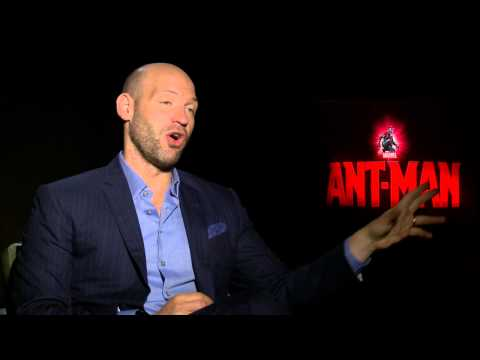 "Marvel's Ant-Man: Corey Stoll ""Darren Cross/Yellowjacket"" Official Movie Interview"