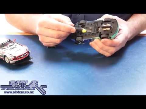 Magnets vs Non Mag Slotcar Racing - By Slotcar Ltd. NZ
