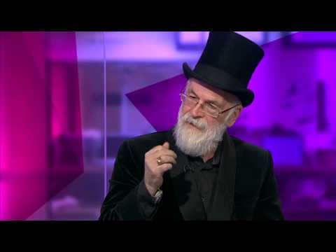 Terry Pratchett on Alzheimer's: 'A wise man thinks of death as a friend'
