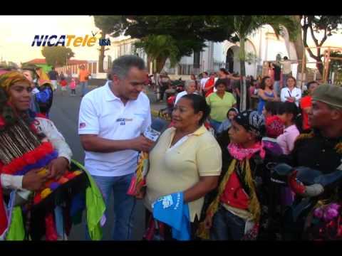 NICATELE USA ESPECIAL EL GUEGUENSE DESDE DIRIAMBA NICARAGUA.