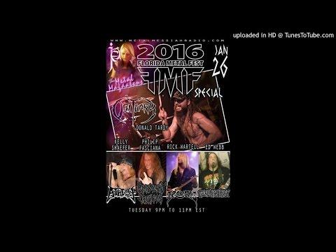Florida Metal Fest pre Show Interviews Part 1