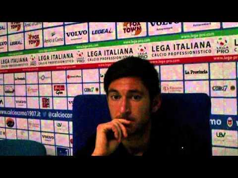Il difensore del Como, sempre protagonista sulla fascia sinistra, esamina il risultato del Sinigaglia e guarda anche al futuro.
