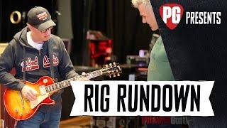 Rig Rundown Joe Bonamassa 2018