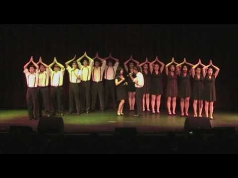 UCSD Tritones - Haven't Met You Yet (opb. Michael Bublé)