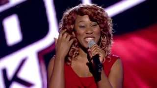 Joelle Moses FULL Blind Audition- Rolling In The Deep