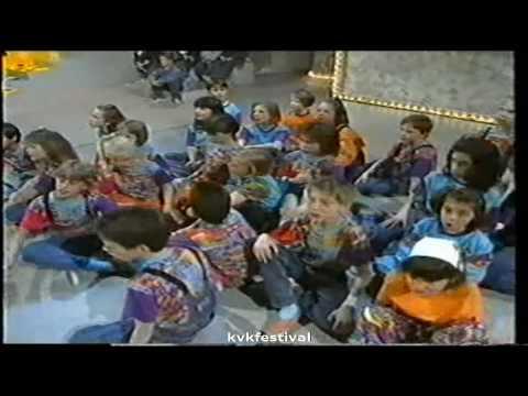 Kinderen voor Kinderen Festival 1990 - Als ik de baas zou zijn van het journaal