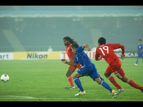 Maldives Vs Nepal (Highlights) - SAFF Championship 2011