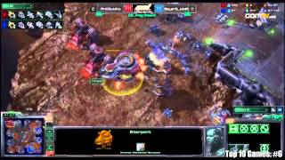Top 10 Starcraft 2 Games of All-Time