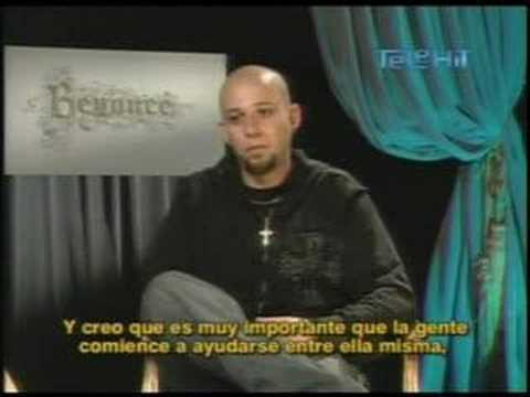 Interview with Beyonce con Claudio Rodriguez Part 2