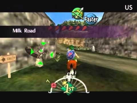 Misc Computer Games - Legend Of Zelda Majoras Mask - Chase