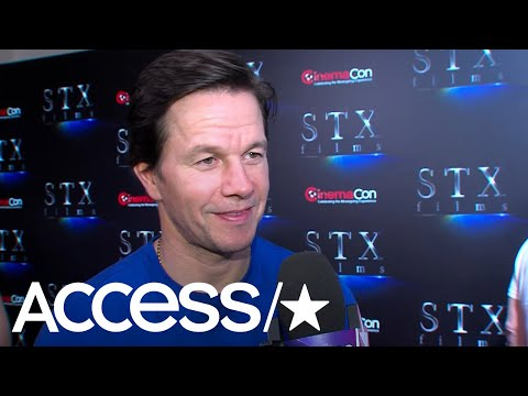 Mark Wahlberg On 'Mile 22': It's A 'Smart, Character Driven Action Movie   Access