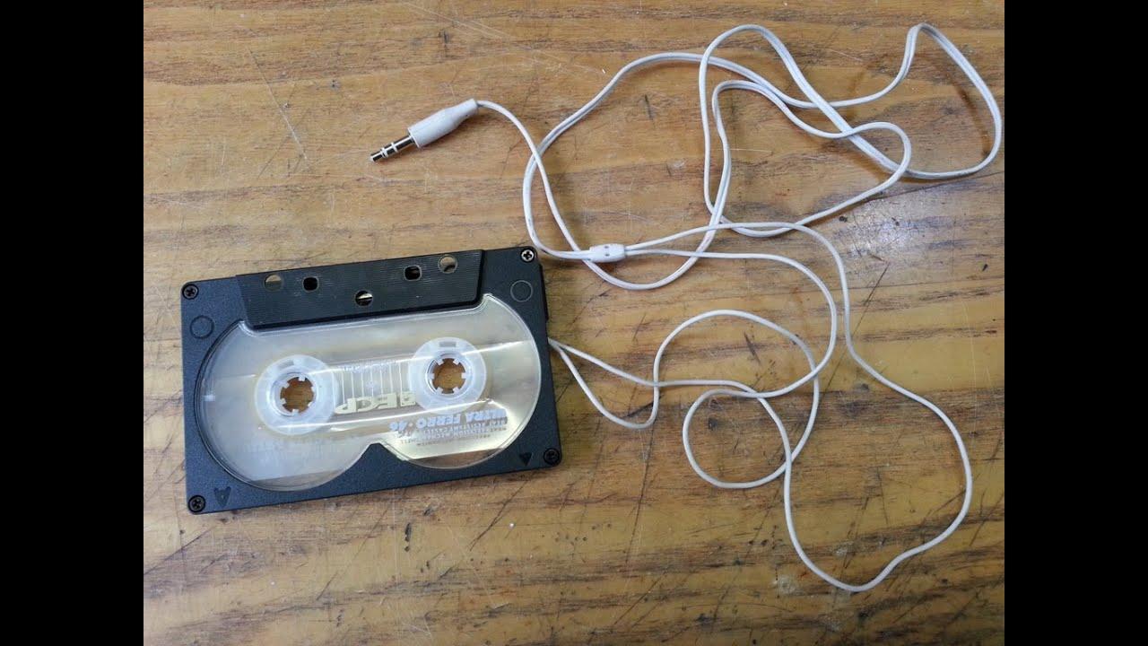 Сделать аудиокассеты своими руками