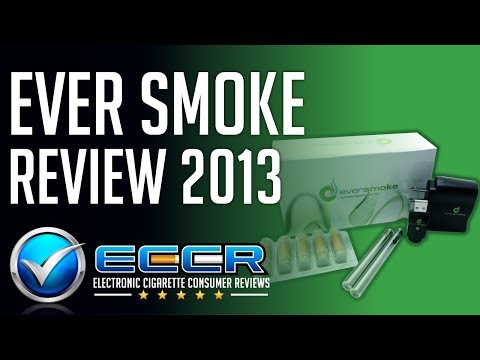 In-Depth EverSmoke E-Cigarette Review - Unbiased Electronic Cigarette Consumer Reviews