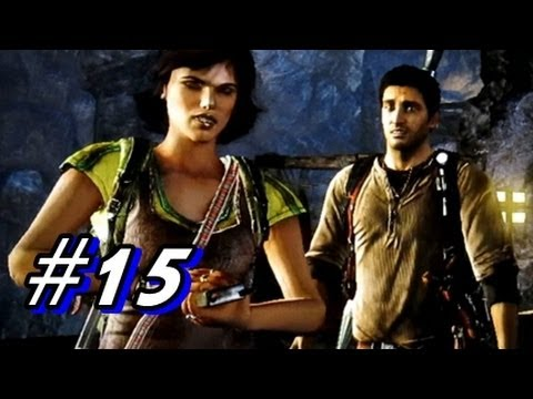 Let's Play Uncharted Golden Abyss - Part 15 Chapter 32 & 33