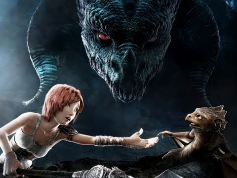Sintel | Fantasy Animation Movie HD 4096p