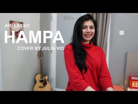 Download HAMPA - ARI LASSO COVER BY JULIA VIO Mp4 baru