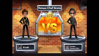 Gordon Ramsay Restaurant Dash - Battling in THE Chef Arena
