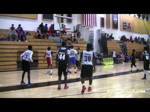 Team1 83 Zachary Harris 5'10 160 The Potomac School MD 2017 - 10/28/2014