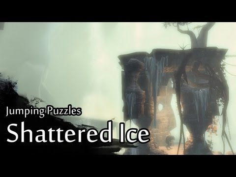 Guild Wars 2 Puzzle Achievements - Shattered Ice