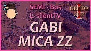 MICA vs GABI - Gbeto Cup Semifinal en vivo!
