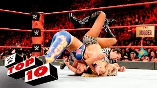 Top 10 Raw moments: WWE Top 10, Dec. 19, 2016