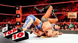 Top 10 Raw moments: WWE Top 10, Dec. 19, 2016