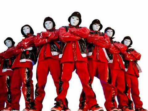 Jabbawockeez - Robot Remains video