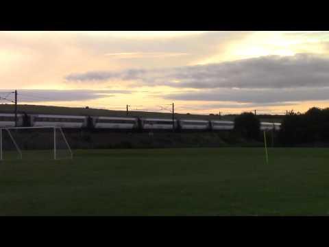 Long Expressway to Edinburgh Train 4 of 5   July 20th 2015